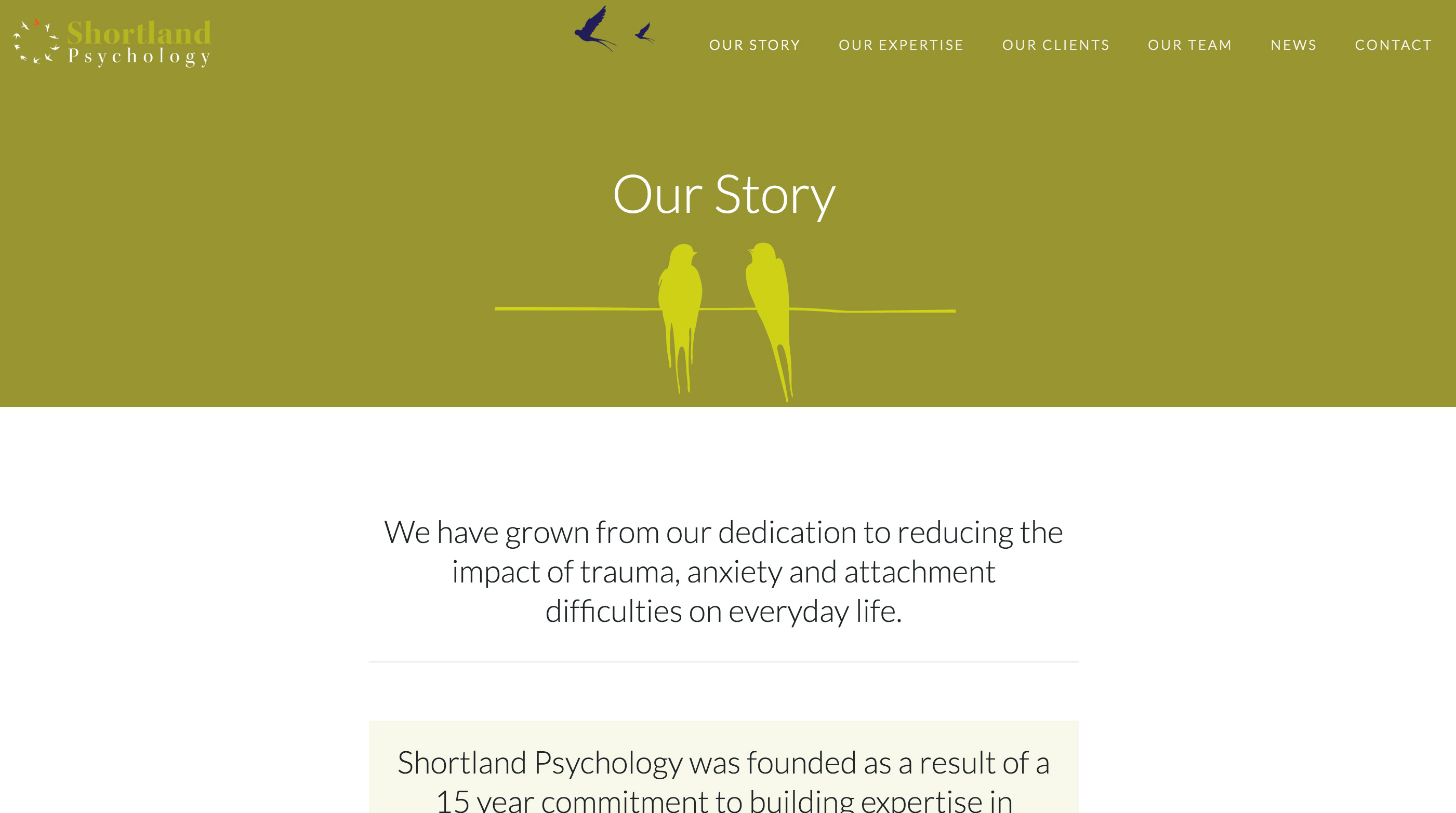 Shortland Psychology